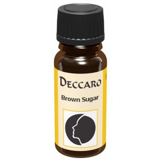 DECCARO Aromaöl Brown Sugar, 10 ml (Parfümöl)