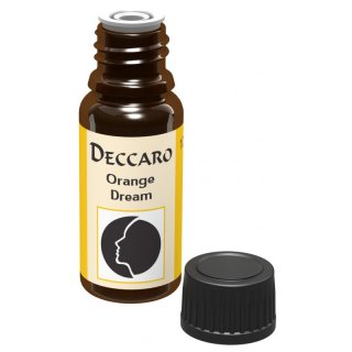DECCARO Aromaöl Orange Dream, 10 ml (Parfümöl)